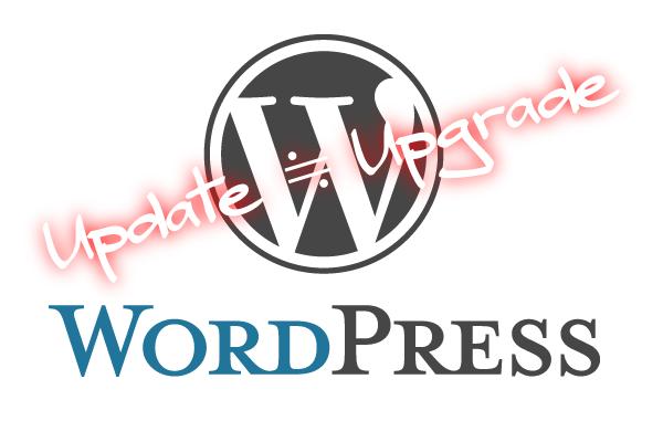 WordPressのアップデートには手動更新と自動更新がある? メジャーリリースやマイナーアップグレードの意味を知ろう
